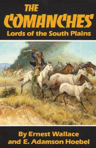 Comanches Plains Civilization American Indian ebook product image