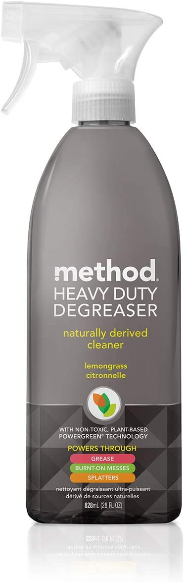 Method, Spray Kitchen Degreaser, 28 Oz