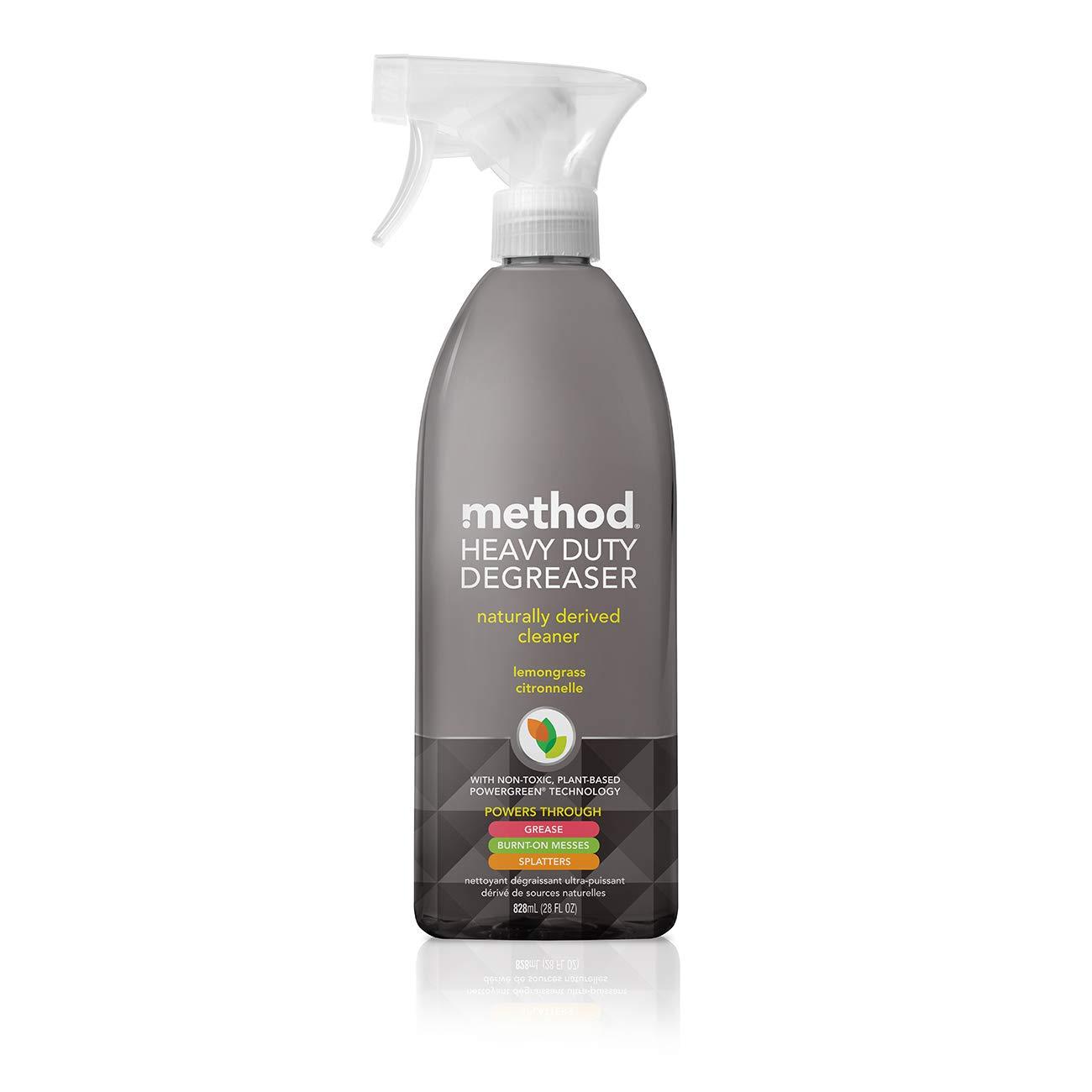 Method, Spray Kitchen Degreaser, 28 Ounce