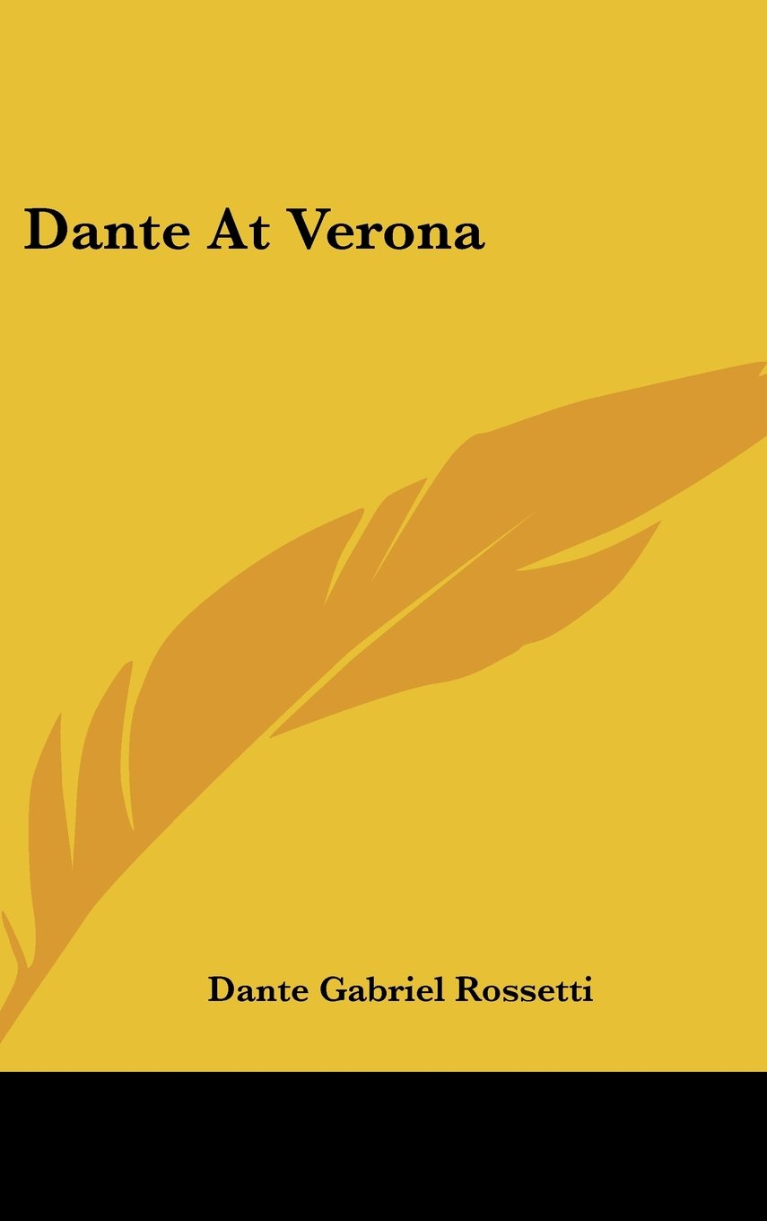Download Dante At Verona PDF