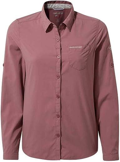 Craghoppers Camisa NL Bardo LS Hombre: Amazon.es: Ropa y accesorios