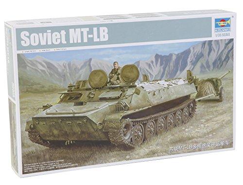 Trumpeter Soviet MT-LB Model ()