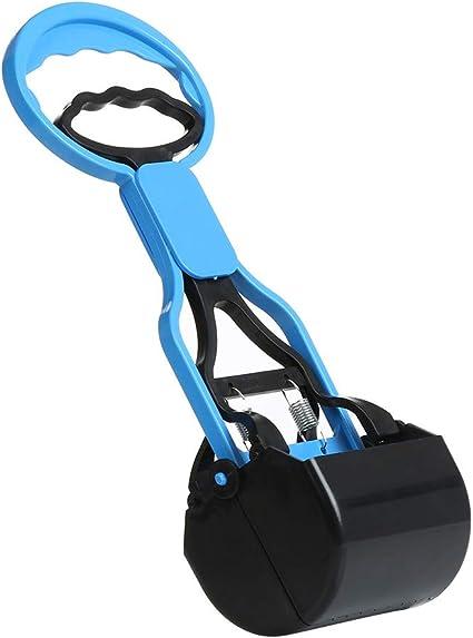 Easy Use Clean Response Waste Jeeke Pet Pooper Scooper Poop Scoop Clean Pick up Excreta Cleaner