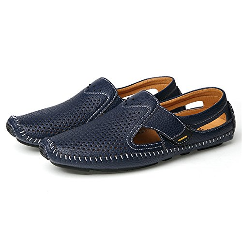 Scarpe Blu Outdoor pantofole 24 0 Traspiranti Da Sandali Wagsiyi Blu Sandali da Da Leisure spiaggia 0 Spiaggia 27 Uomo CM 1xHwanqAp