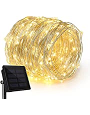 Rophie Guirlande Lumineuse Solaire LED