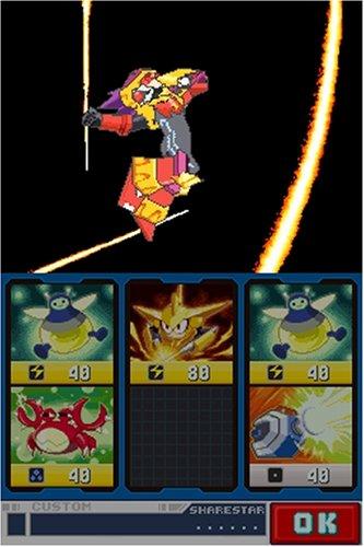 Mega Man StarForce: Leo - Nintendo DS