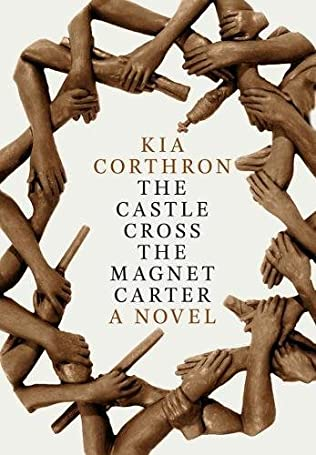 book cover of The Castle Cross the Magnet Carter