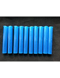 Want 10 PACK KING SIZE DARK BLUE SNAP TOP DOOB J TUBE, MEDICINE STORAGE CONTAINERS dispense