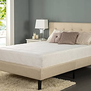 Spa Sensations 10'' Memory Foam & Spring Hybrid Mattress