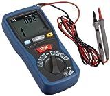 Morris Products 57080 Cat III Megohmeter Digital