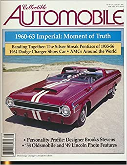 Collectible Automobile : Articles- Brooks Stevens and the Excalibur