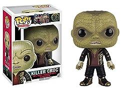 Funko POP Movies: Suicide Squad Action Figure, Killer Croc