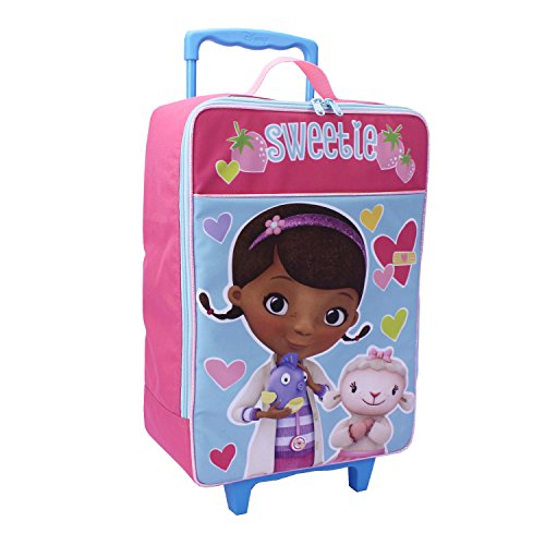 Disney Mcstuffins Pilot Childrens Luggage