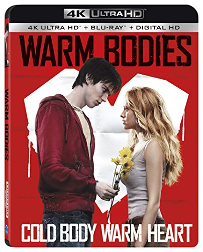 4K Blu-ray : Warm Bodies (With Blu-Ray, Digitally Mastered in HD, 2 Pack, Widescreen, )