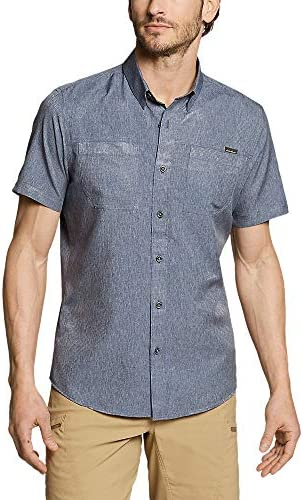 Eddie Bauer Men`s Ventatrex Short-Sleeve Shirt