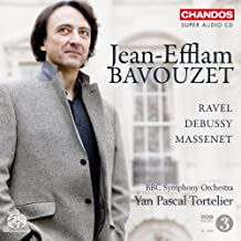 Ravel: Concerto in G; Concerto for the Left Hand / Massenet: (6) Piano Pieces / Debussy: Fantaisie