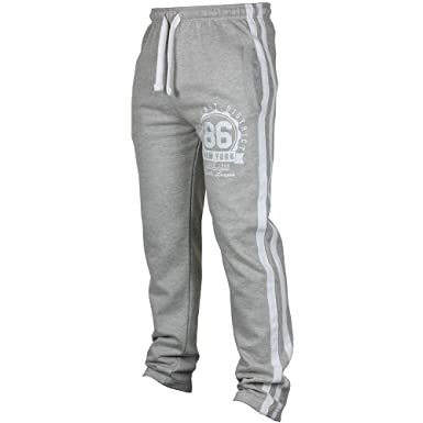 Casual Pantalones para Hombre Moda Loose Fit Pantalón Largos ...