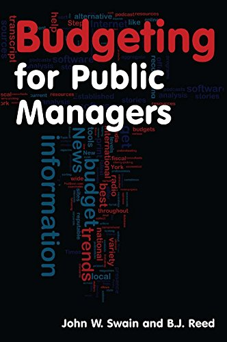 Budgeting for Public Managers Pdf