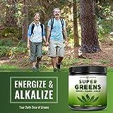 Super Greens Powder Premium Superfood - 20+ Organic