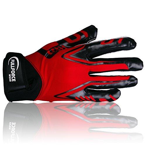 Full Force - Titanium Lite Receiver Handschuhe, sc, M