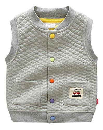 Waistcoat Button - 8