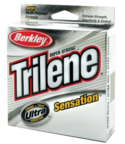 Berkley  Trilene Sensation Monofilament 330 Yd Spool