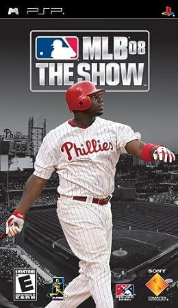 MLB 08 The Show - Sony PSP