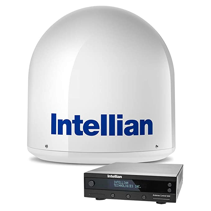 Review Intellian B4-209SS i2 Sat