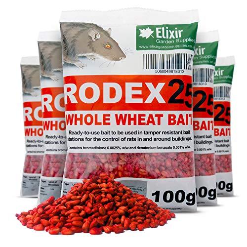 Elixir Gardens  Rat Poison/Killer 1kg Strongest Available Online 10 x 100g...