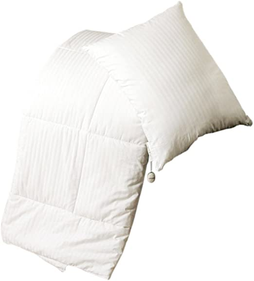 Silx - Edredón Relleno de Seda con Funda de algodón, Seda sintética, Blanco, Cama Individual: Amazon.es: Hogar
