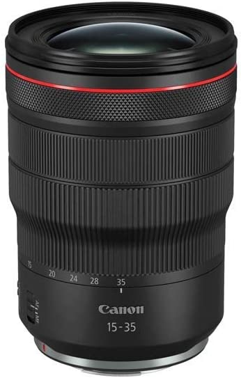 Canon Zoomobjektiv Rf 15 35mm F2 8l Is Usm Für Eos R Kamera
