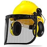 Neiko 53880A 4-in-1 Safety Helmet