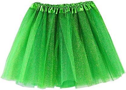 Girls Kids Baby Dance Fluffy Tutu Skirt Pettiskirt Ballet Fancy Costume Dress