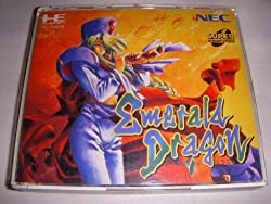 PCエンジン CD-ROM² エメラルドドラゴン