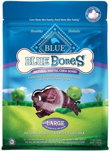 (Blue Buffalo Bones Dog Treats - 24 oz (2 - 12-oz bags))