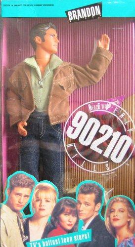 Barbie Beverly Hills 90210 BRANDON WALSH Doll JASON PRIESTLEY (1991), Baby & Kids Zone