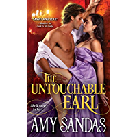 The Untouchable Earl (Fallen Ladies Book 2) (English Edition)