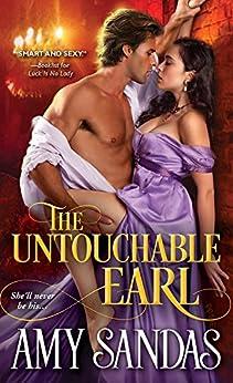 The Untouchable Earl (Fallen Ladies Book 2) by [Sandas, Amy]