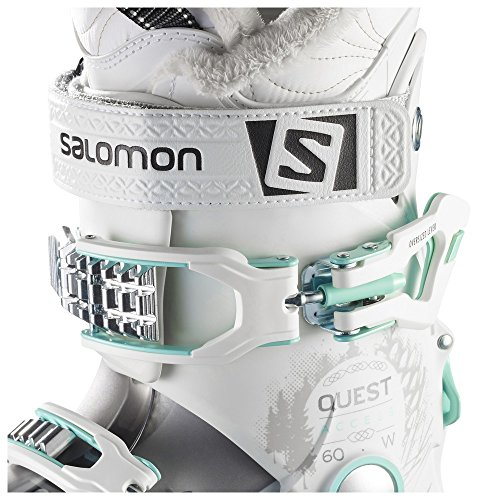 Salomon Light White 60 Tr ski de Anthracite Access Chaussure Quest W Femme Salomon qHwBtCPn