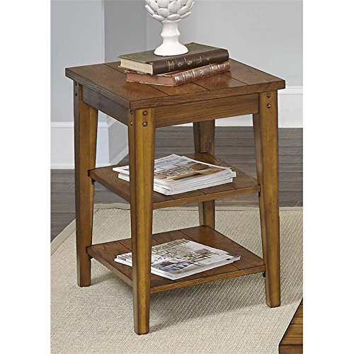 Liberty Furniture 110-OT1022 Lake House Tiered Table, 18