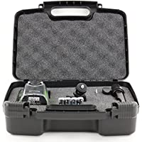 Hard Storage Carrying Case For Brinno Camera Bundles, Bike Mounts And Accessories, Compatible With Brinno TLC120, Brinno TLC200 Pro, and Brinno BCC100,