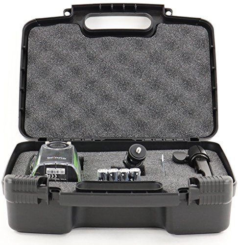 Life Made Better Storage Organizer - Compatible with Brinno TLC120, Brinno TLC200 Pro, and Brinno BCC100- Durable Carrying Case - Black