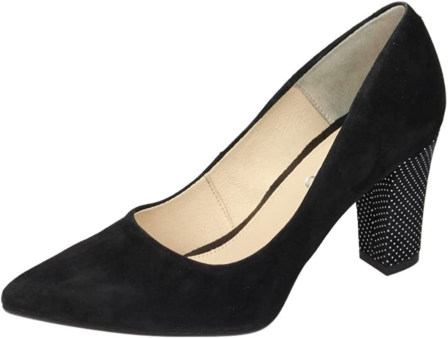 Piazza Damen Pumps (ab 30 mm Absatz) in schwarz:
