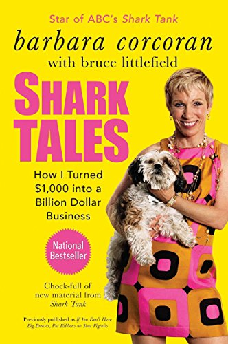 Shark Tales: How I Turned $1,000 into a Billion Dollar Business by Brand: Portfolio Trade