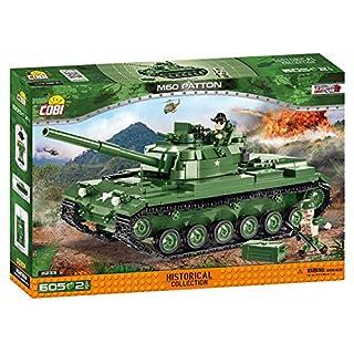 COBI - Small Army M60 Patton (605 PCS)