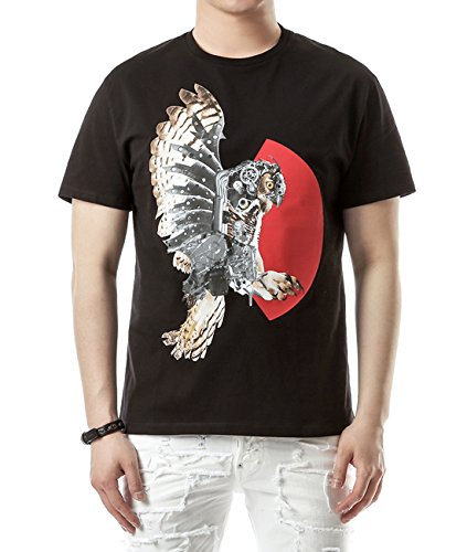 wiberlux-neil-barrett-mens-mechanical-owl-print-t-shirt-xl-black