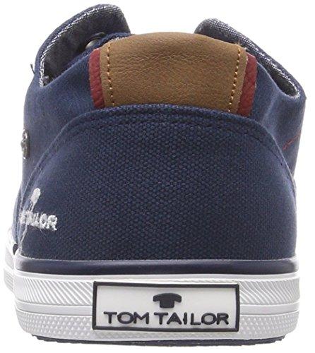 TOM TAILOR 4881503, Náuticos Para Hombre azul (navy)