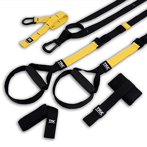 TRX PRO3 Suspension Trainer System Design amp Durability| Includes Three Anchor Solutions 8 Video Workouts amp 8Week Workout Program