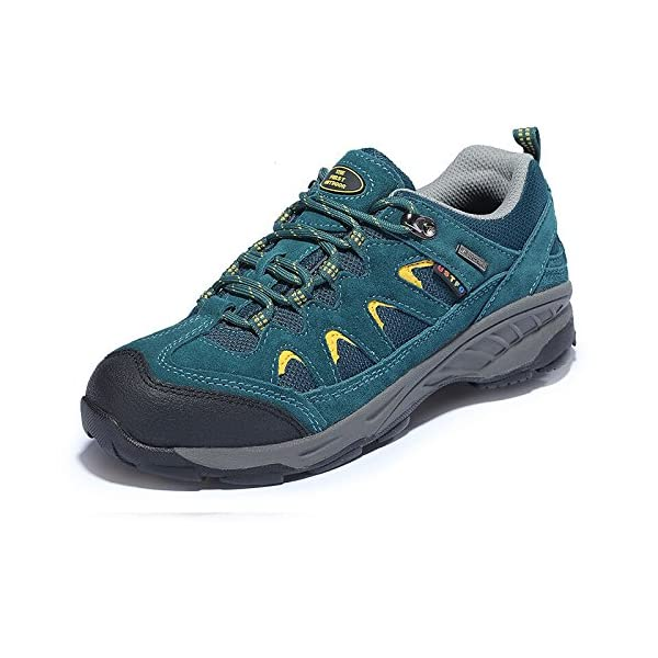 The First Outdoor Women's Waterproof Hiking Shoe
