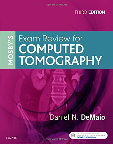 Mosby's Exam Review for Computed Tomography, 3e